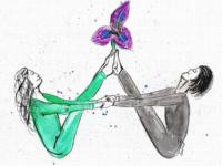 Eu Vejo Flores em Você – Projeto Apaixonante Ilustra e Envia Cartas de Mulheres para Mulheres