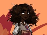26 FanArts Maravilhosos da Hermione Negra
