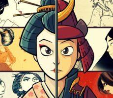 A Samurai e o Protagonismo Feminino nos Quadrinhos