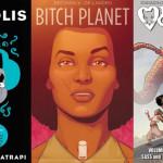 6 Quadrinhos Incríveis que Toda Mulher Deveria Ler