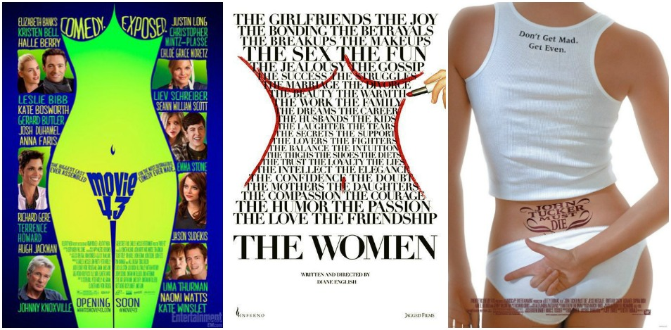 objetificação feminina