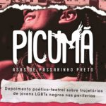 Espetáculo Teatral em São Paulo retrata Vida de Jovem Negro e LGBT na Periferia