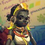 Efi Oladele, Orisa e Representatividade em Overwatch