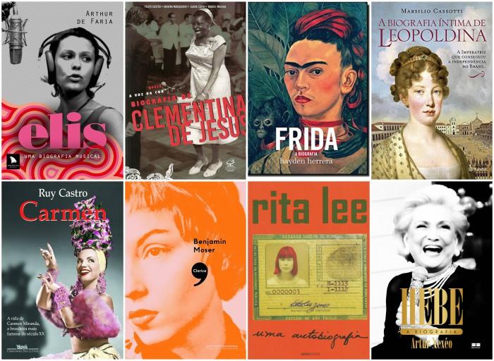 40+ Livros sobre Mulheres Reais que Você Precisa Conhecer