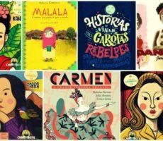 10+ Livros Infantis sobre Mulheres Reais para Inspirar Meninas e Meninos