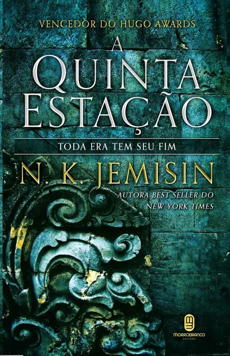 Capa do livro A Quinta Estação