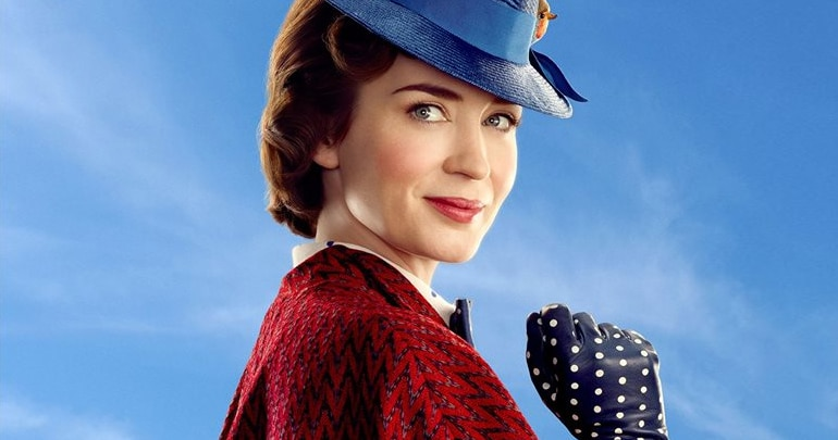 Imagem do filme A Volta de Mary Poppins